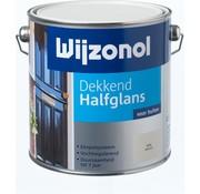 Wijzonol Wijzonol Dekkend Halfglans - 2,5l - RAL 9001