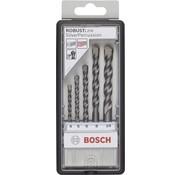 Bosch Bosch betonborenset Silver Percussion 5-delig