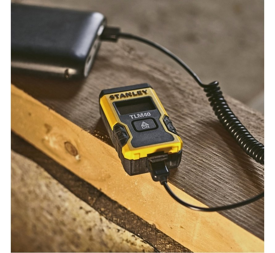 Stanley pocket laserafstandsmeter- 12M -STHT77666-0