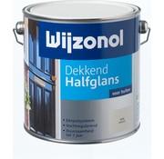 Wijzonol Wijzonol Dekkend Halfglans - 2,5l - 9235 - Roomwit