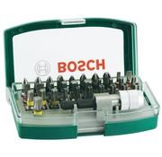 Bosch Bosch Schroefbitset Promoline 32-delig Met kleurcode