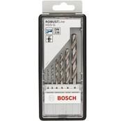 Bosch Bosch 6-delige metaalborenset HSS-G - 135