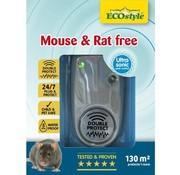 ECOstyle Ecostyle Mouse & Rat Free - Ongediertebestrijding - 130 m2