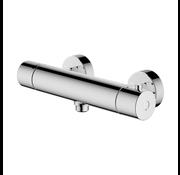 Aquavive AquaVive thermostatische douchemengkraan Junin 150 mm chroom