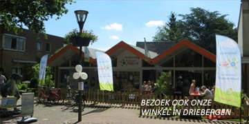 Houten poppenhuis shop