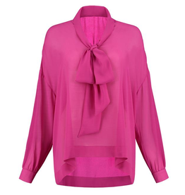 FIFTH HOUSE FH6-343 1902 RAE PUSSYBOW BLOUSE