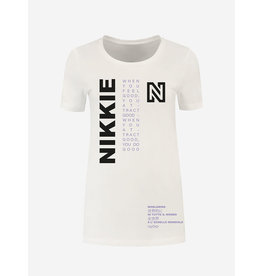 NIKKIE TSHIRT FEEL GOOD N6 205 2002