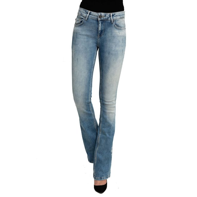 JEANS DAFFY FLARE D619652 W7390