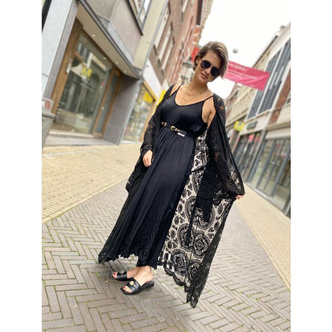 VEST LANG KANT COVER UP ONESIZE