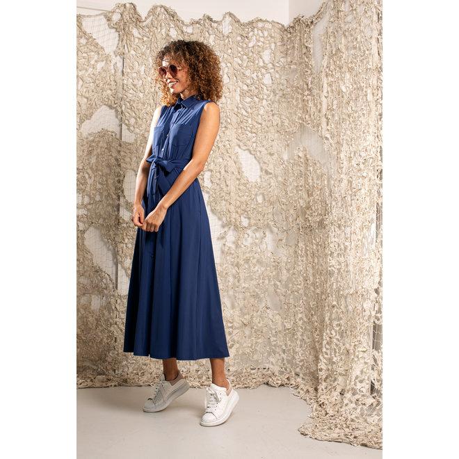STUDIO ANNELOES INDY SL DRESS 04879 BLUE