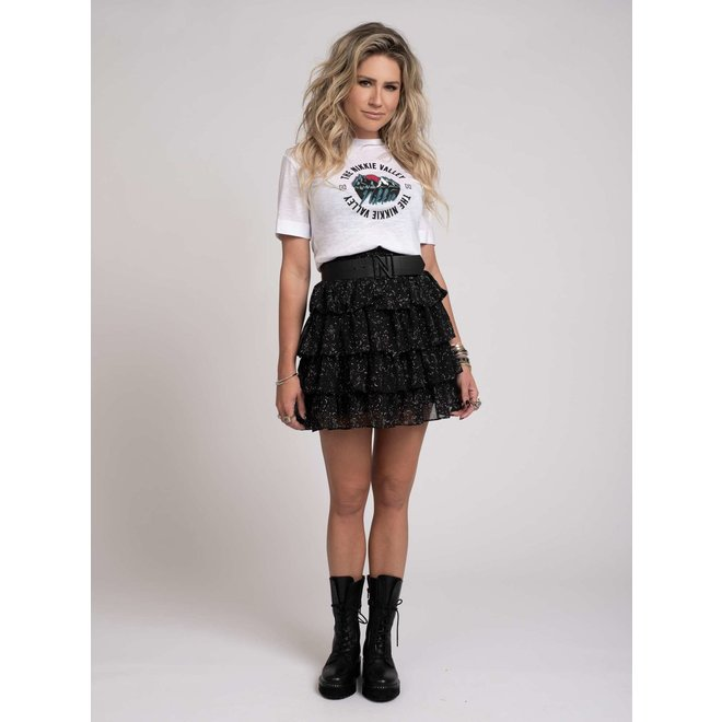 FYLENE SKIRT N3-034 2004 BLACK