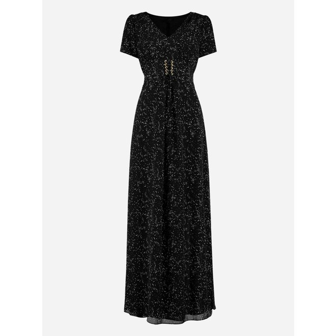 FYLENE MAXI DRESS N5-045 2004 BLACK