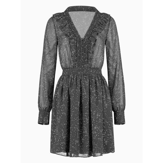 FYLENE DRESS N5-053 2004 BLACK