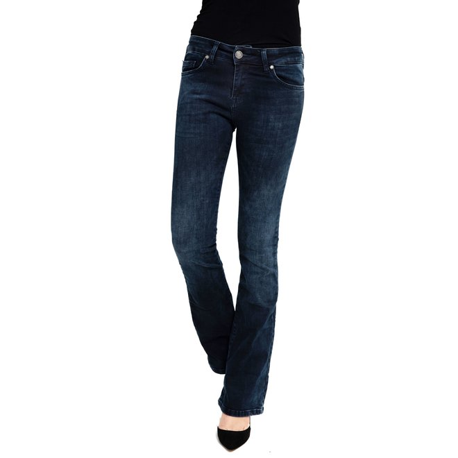 JEANS DAFFY FLARE D417645 W7182