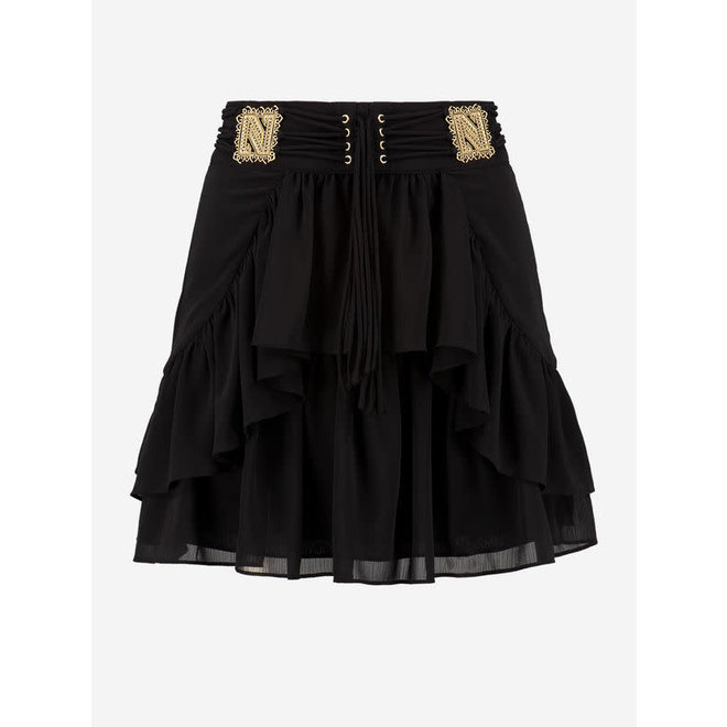 SIVA SKIRT N 3-277 2005 BLACK