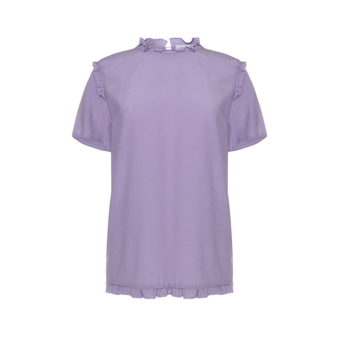TOP TAYLOR VOLANT LILAC