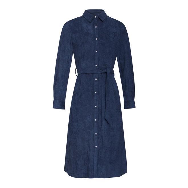 DRESS 20662 NAVY