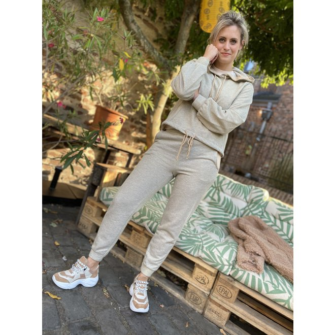 PANTALON 20IB520 SWEAT LUREX