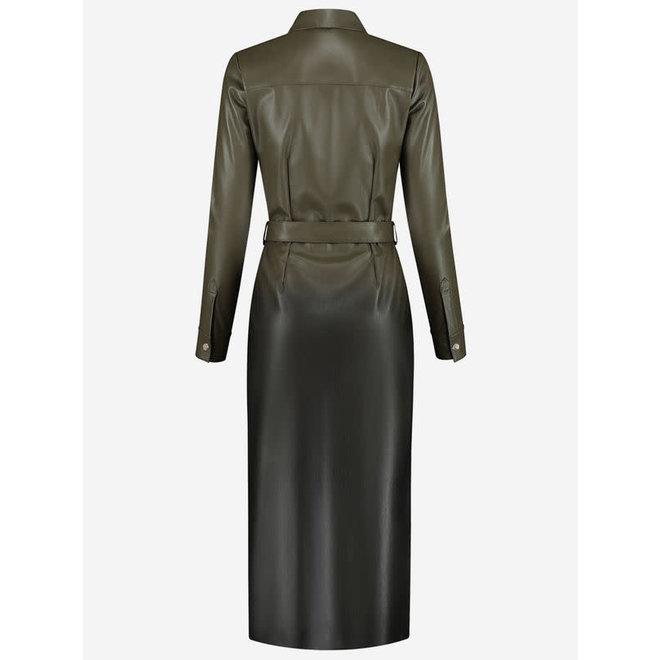 MOMO SHIRT DRESS FH 5-964 2005 CAMO DIPDYE