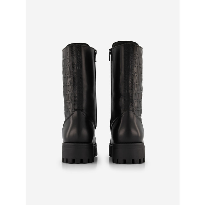 MAURA BOOTS BLACK N 9-503 2101
