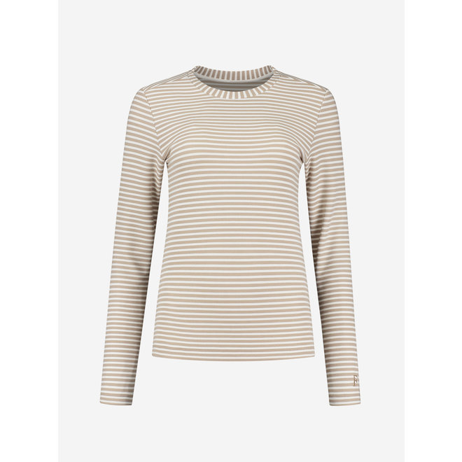 FH 6-051 2101 OLIE FITTED TOP STRIPE FOG