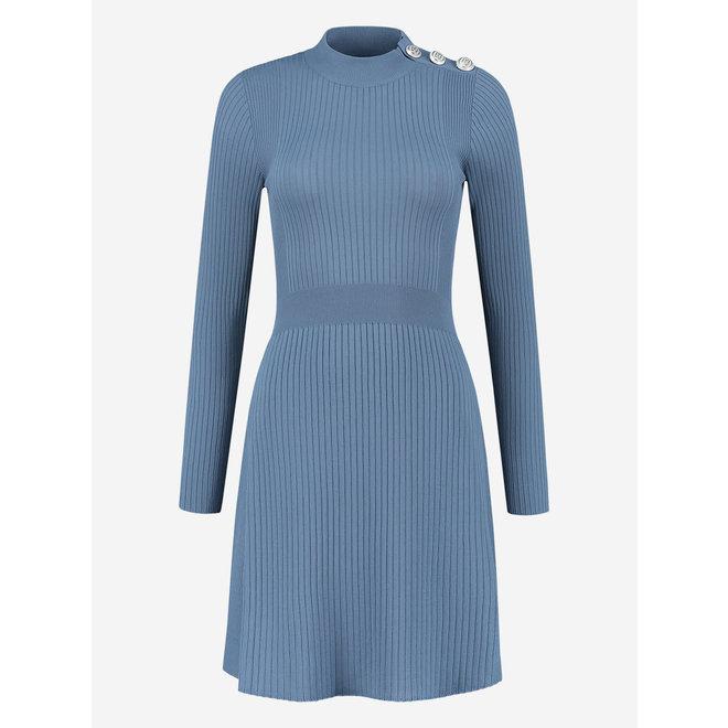 KANDE DRESS N 7-546 2101 THUNDER BLUE