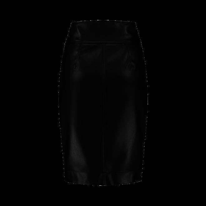 MUSK SHORT SKIRT FH 3-029 2101 BLACK