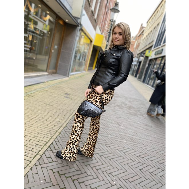 BROEK FLARE PANTHER SOFT 0603956