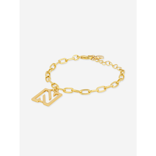 BROOKE BRACELET N 9-769 2102 GOLD