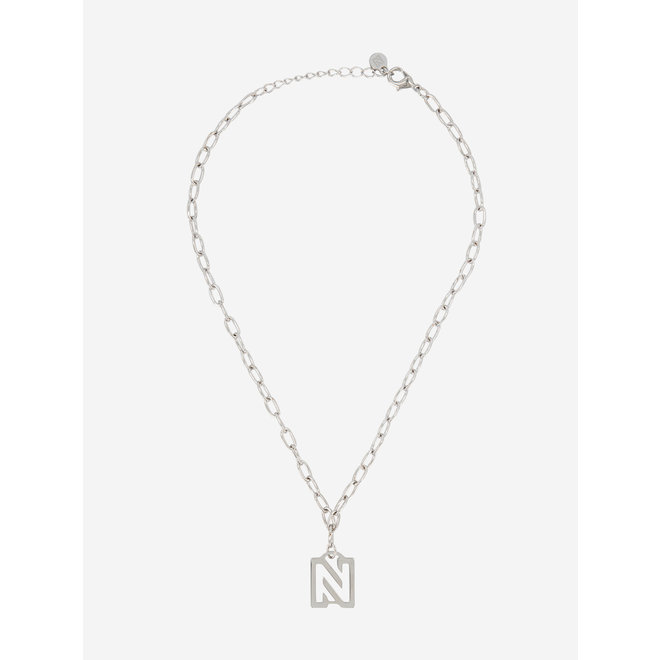 BROOKE NECKLACE N 9-770 2102 SILVER