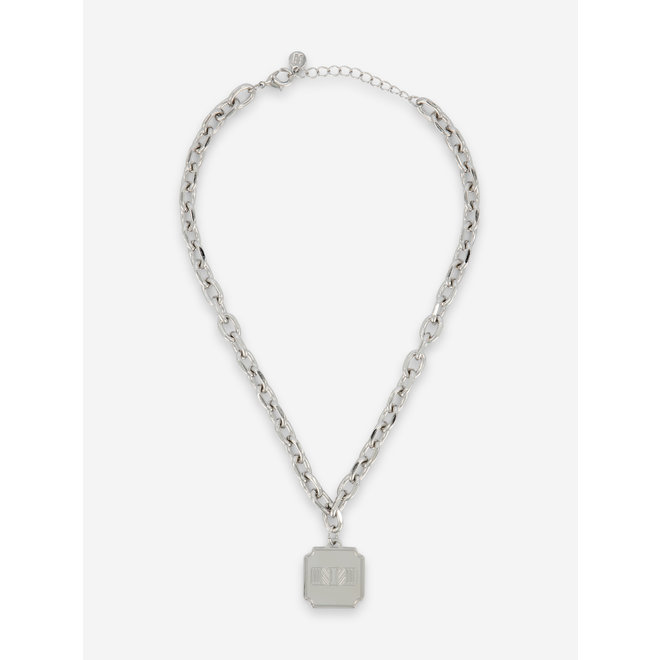 BEAU NECKLACE N 9-771 2102 SILVER