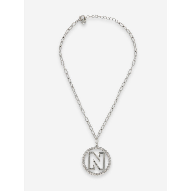 BENICE NECKLACE N 9-943 SILVER