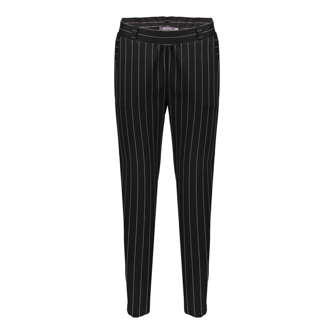 PANTS PINSTRIPE 11156-60 BLACK/SAND 2101