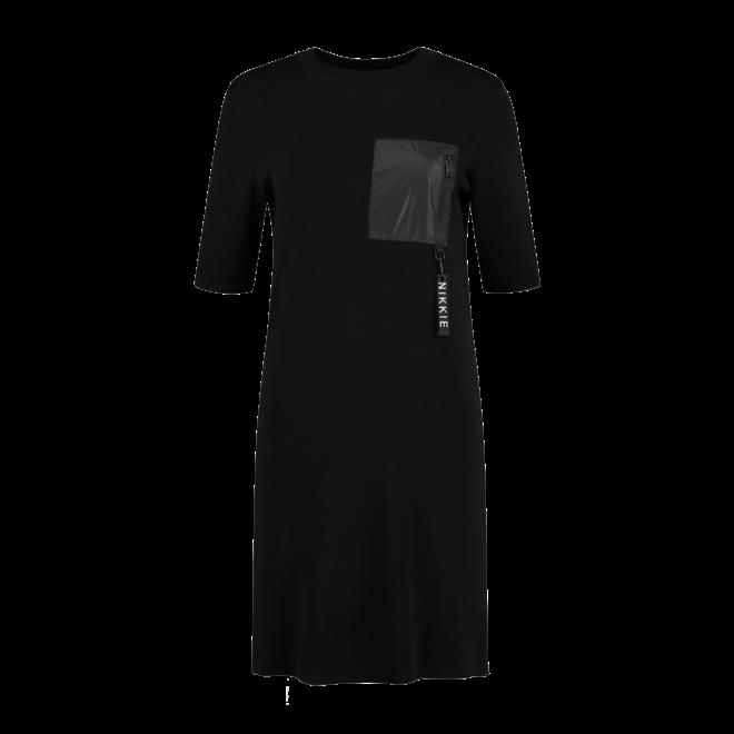JAILYN DRESS N 7-851 2102 BLACK