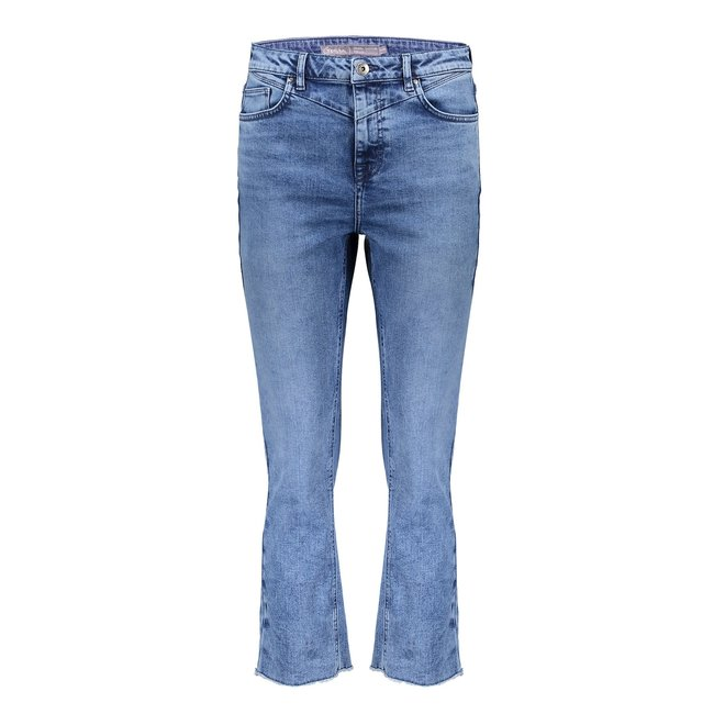 JEANS HIGH WAIST ECO-AWARE 11090-44 BLEACHED DENIM 2102