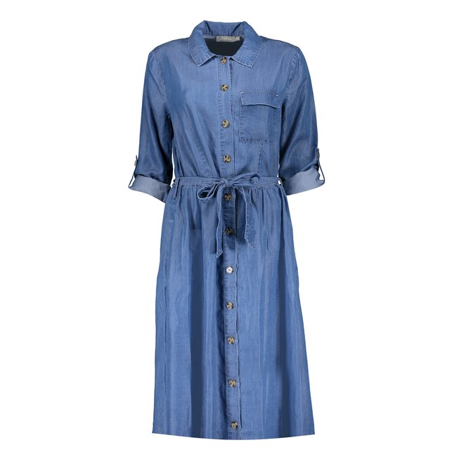 DRESS 17006-10 INDIGO 2101