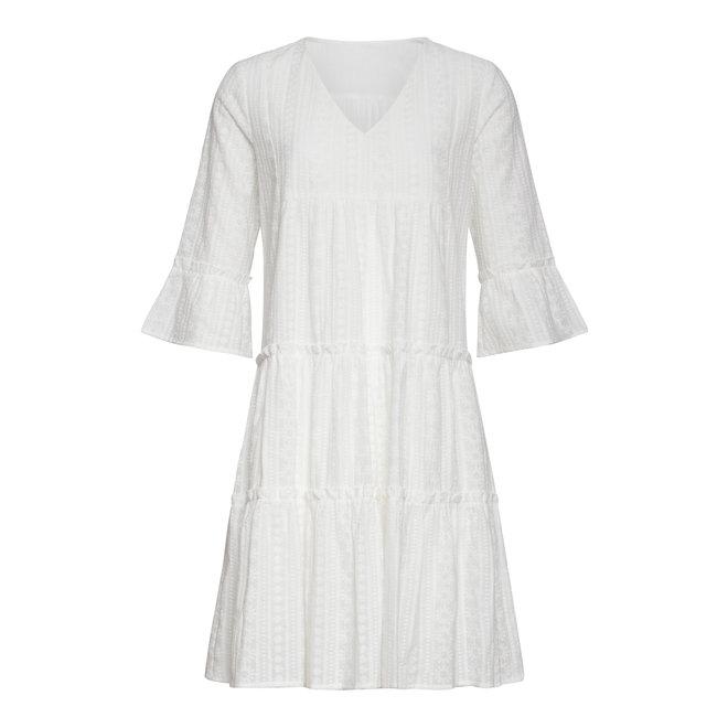 DRESS 21179 WHITE 2102