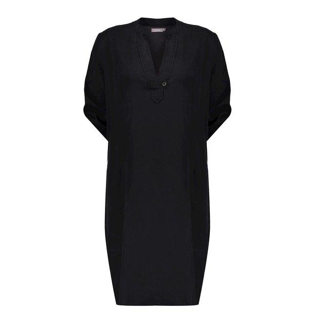 DRESS 17004-10 BLACK 2103