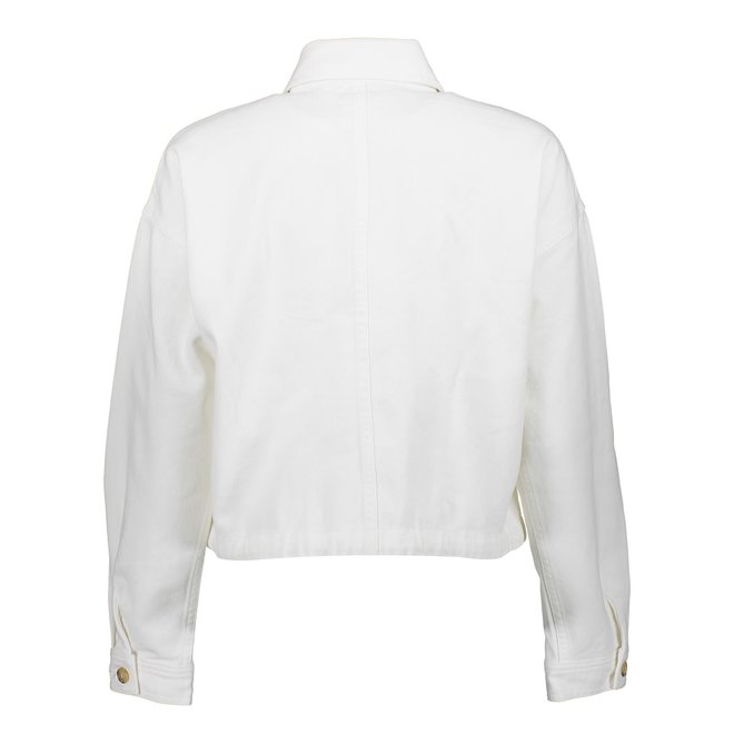 JACKET POCKETS BUTTONS 15056-24 OFF-WHITE