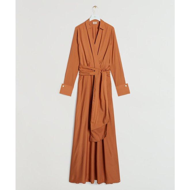 BILLY DRESS JV-2103-0403 BRONZE