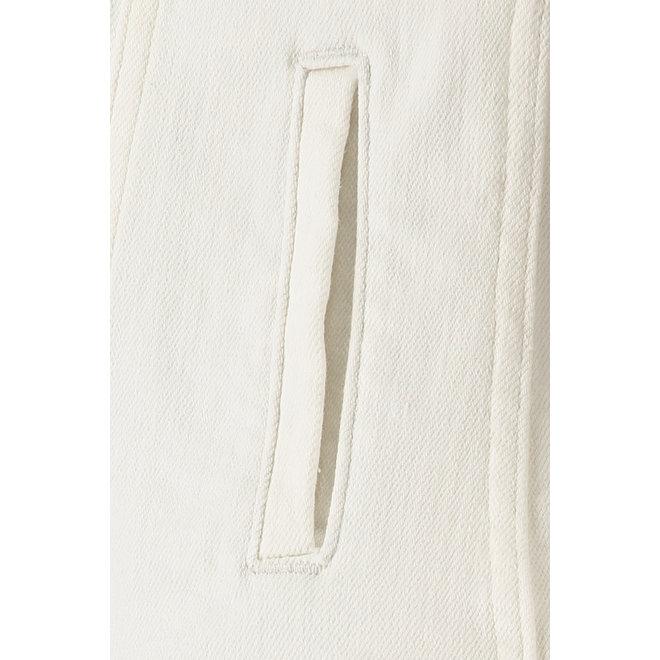 ISABEL ORGANIC JACKET 05403 WHITE