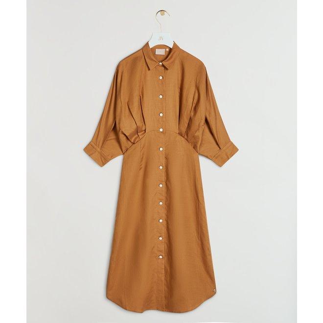 LOR DRESS JV-2104-0403 AMBER