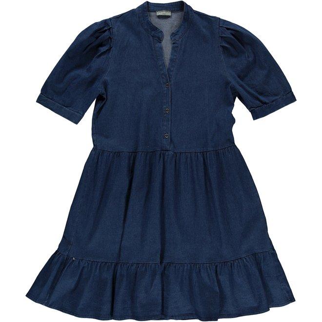 DRESS DENIM LYOCELL 17404-70 MID BLUE DENIM 2104