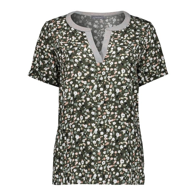 TOP 13385-20 ARMY/WHITE COMBI 2104