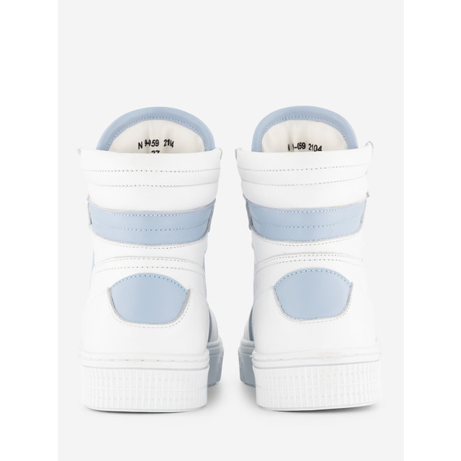 LIVIA SNEAKER N 9-059 2104  STAR WHITE/ICE BLUE