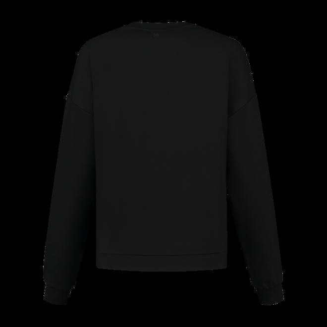 PUNTA BALLOON SWEATER N 8-112 2104 BLACK