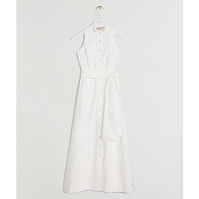 LAVENDER DRESS JV-2105-0403 WHITE