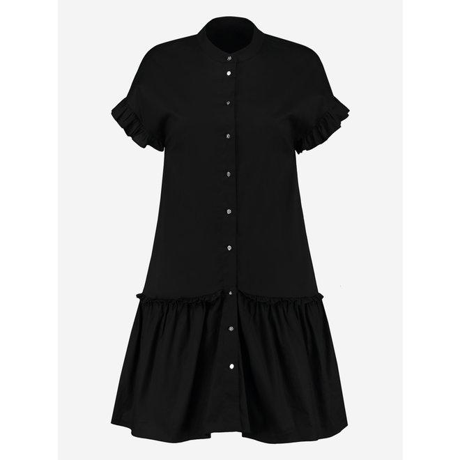 FLORIKE DRESS N 5-113 2104 BLACK