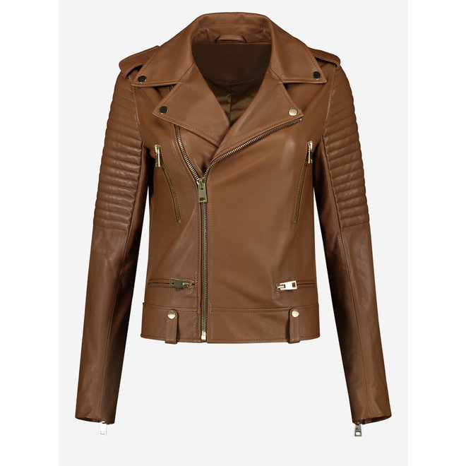 MUST JACKET FH 4-109 0000 MOCCA