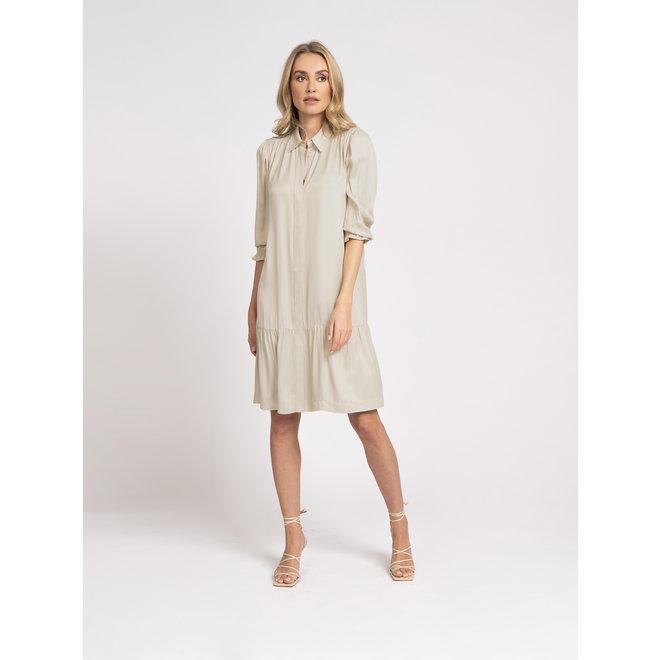 SARA DRESS FH 5-221 2104 ALMOND